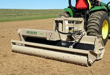 Power Rakes - Our Preseeder®� Power Rakes till, level, and rake in one operation saving time and money while delivering great landscaping results.