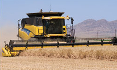 Model Year 2014 CR Combines