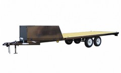 Tandem Axle Utility and Tandem Axle Landscape