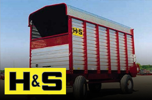 We work hard to provide you with an array of products. That's why we offer H&S for your convenience.