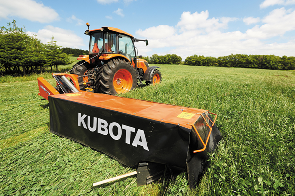 Kubota | Disc Mowers | DM2000 Series