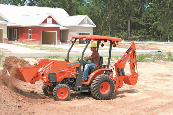 Kubota | TLB Series | Model B26