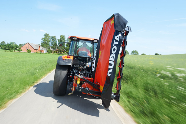 Kubota | Disc Mowers | DM1000 Series