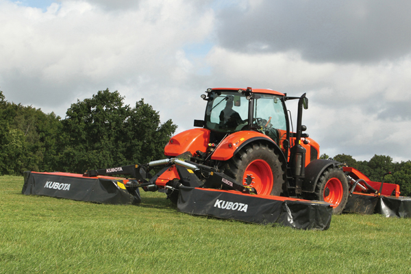 Kubota | Disc Mowers | DM3000/DM4000