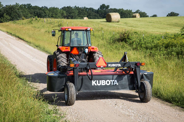 Kubota | Disc Mowers | DM5000 Series