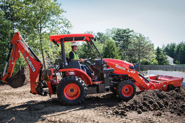 Kubota | TLB Series | Model L47
