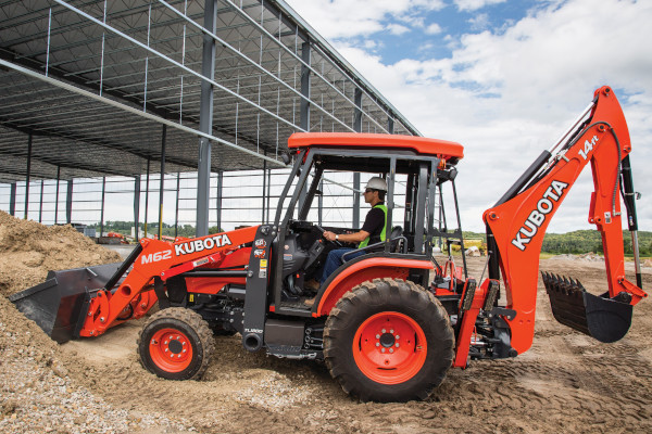 Kubota | TLB Series | Model M62