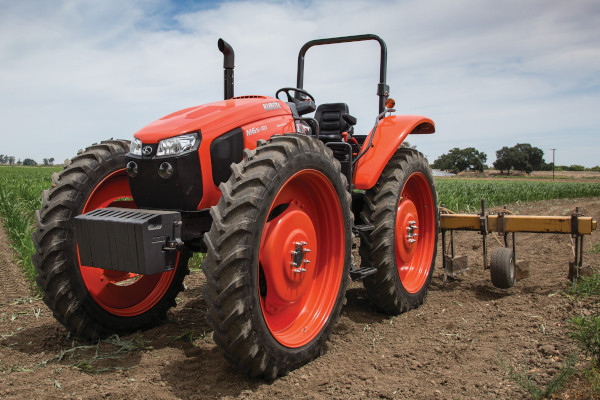Kubota | Specialty Tractors | High Clearance Tractors