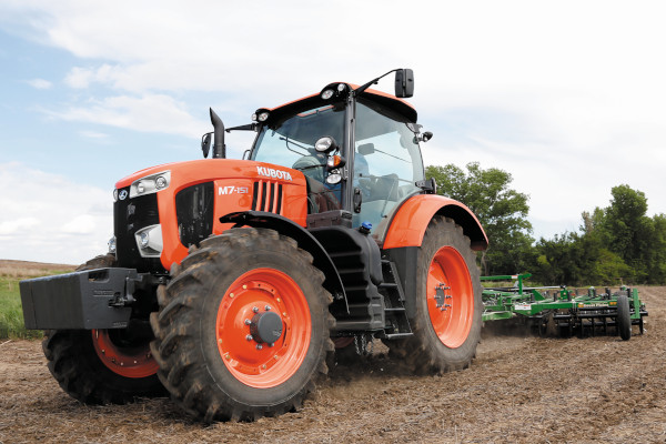 Kubota | Agriculture Tractors | M7 Series