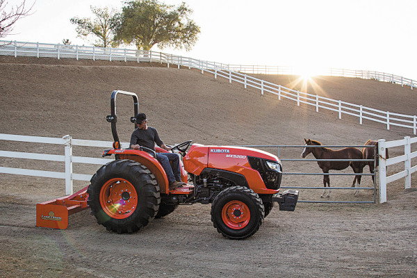 Kubota | MX Series | Model MX5200