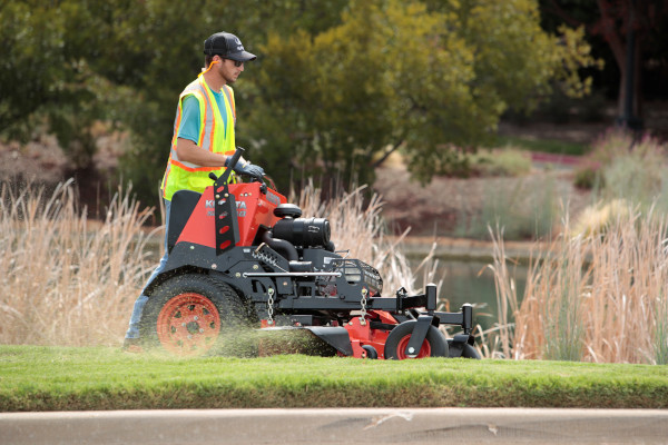 Kubota | Mowers | Stand-On Mowers