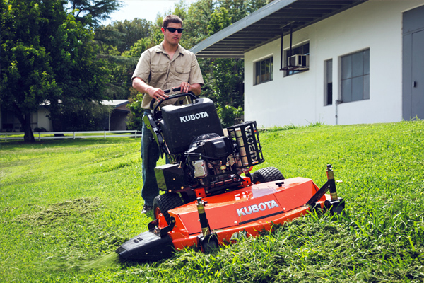 Kubota | Walk-Behind Mowers | WH Series
