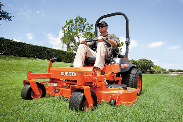Kubota | Zero-Turn Mowers | Z700 Series