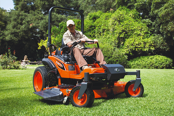 Kubota | Zero-Turn Mowers | ZD1200 Series