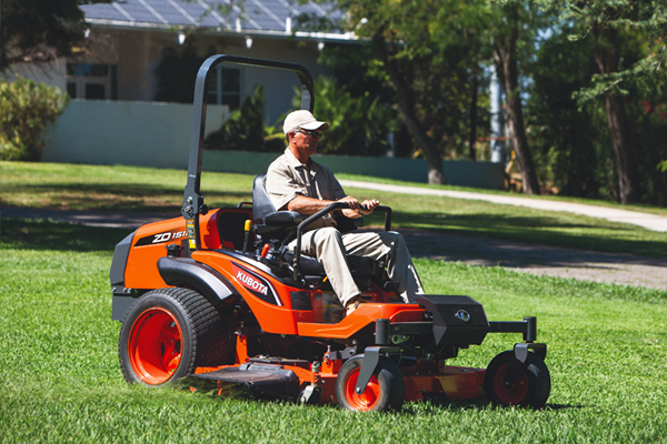 Kubota | Zero-Turn Mowers | ZD1500 Series