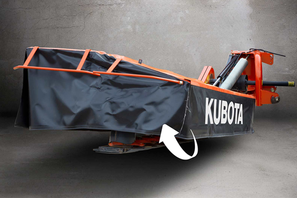 Kubota | DM2000 Series | Model DM2032