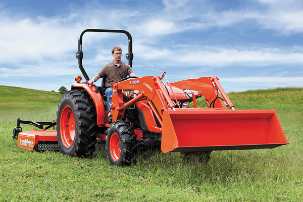 Kubota | MX Series | Model MX5800