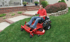 ZST Series Zero Turn Mowers