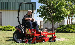 ZT3 Series Zero Turn Mowers
