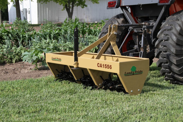 Land Pride | Dirtworking | CA15 Series Core Aerators