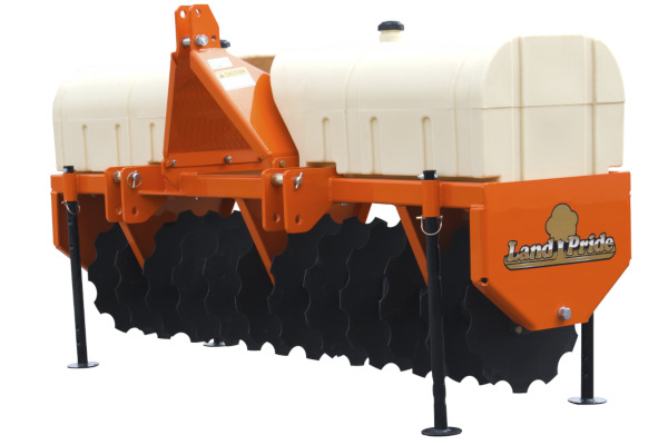 Land Pride | Dirtworking | CR25 Series Straw Crimpers