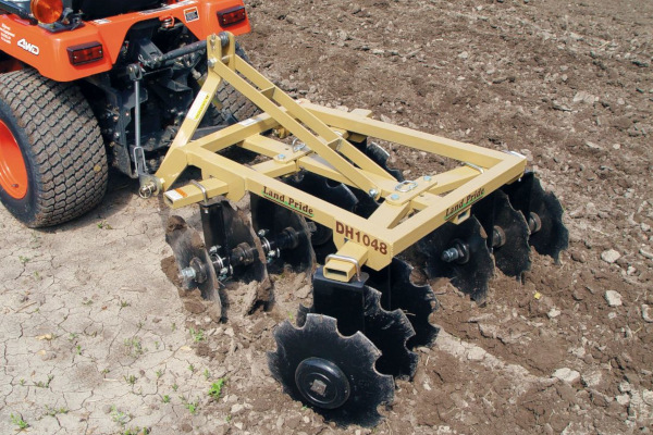 Land Pride | Dirtworking | DH10 Series Disc Harrows