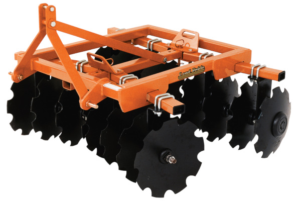 Land Pride | Dirtworking | DH15 Series Disc Harrows