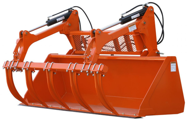 Land Pride | GB25 & GBE25 Series Grapple Buckets | Model GB25108