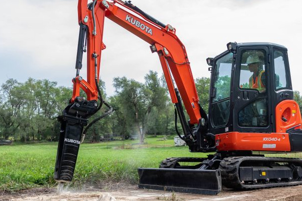 Land Pride | Kubota by Land Pride | BR Series Breakers