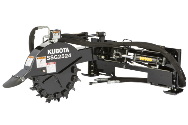 Land Pride | Kubota by Land Pride | SSG25 Series Stump Grinders