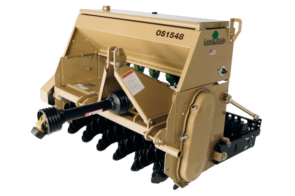 Land Pride | OS15 Series Overseeders | Model OS1548