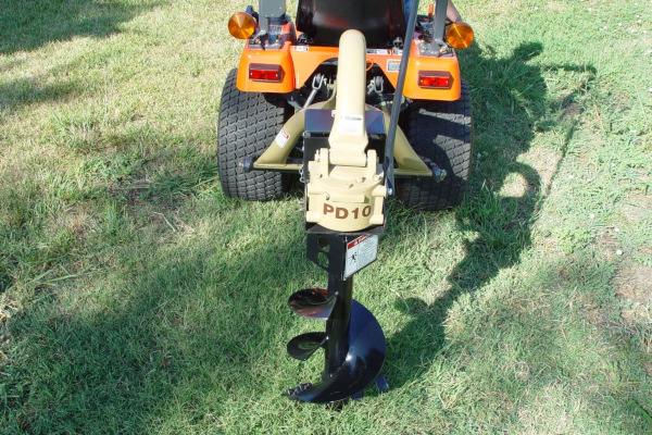 Land Pride | Dirtworking | PD10 Series Post Hole Diggers