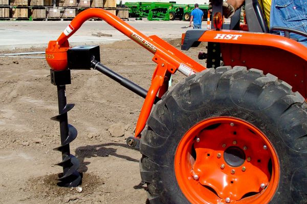 Land Pride | Dirtworking | PD25 Series Post Hole Diggers