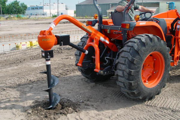 Land Pride | Dirtworking | PD35 Series Post Hole Diggers