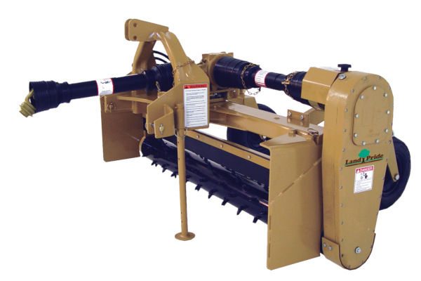 Land Pride | PR16 Series Powered Rakes | Model PR1672