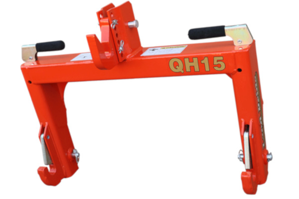 Land Pride | Dirtworking | QH15 Series Quick-Hitches