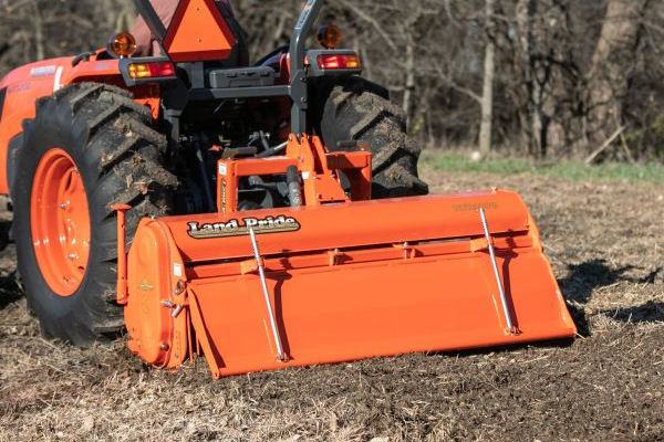 Land Pride | RTR20 Series Rotary Tillers | Model RTR2072