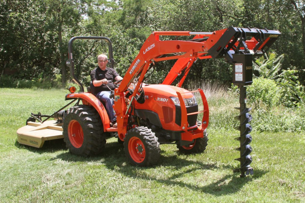 Land Pride | Dirtworking | SA20 Series Post Hole Digger