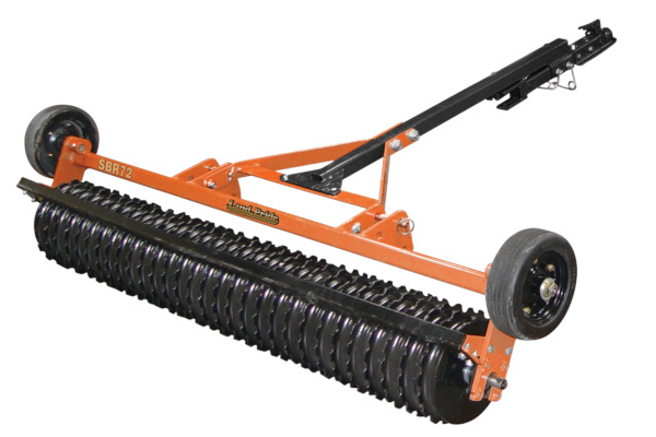 Land Pride | Dirtworking | SBR Series Seed Bed Rollers