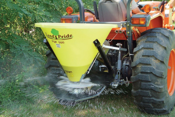 Land Pride | FSP Series Spreaders | Model FSP500