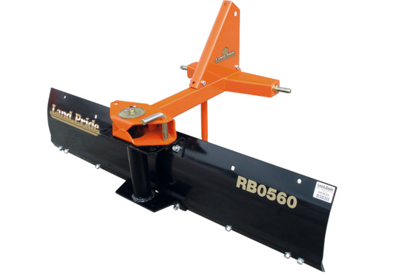 Land Pride | Snow Removal | RB05 Series Rear Blades