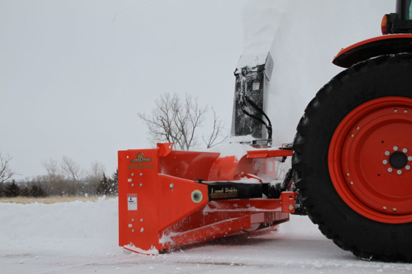 Land Pride | Snow Removal | SBD35 Series Snow Blowers