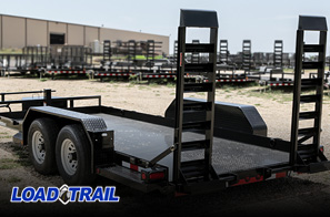 We work hard to provide you with an array of products. That's why we offer Load Trail for your convenience.
