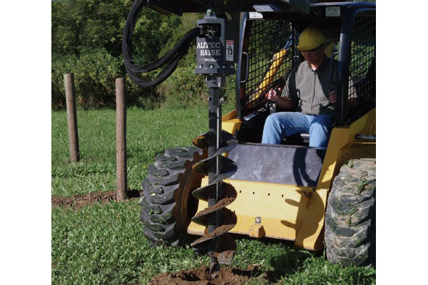 Woods | Skid Steer Attachments | Augers