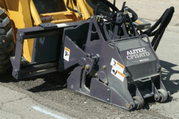 Woods | Skid Steer Attachments | Cold Planers