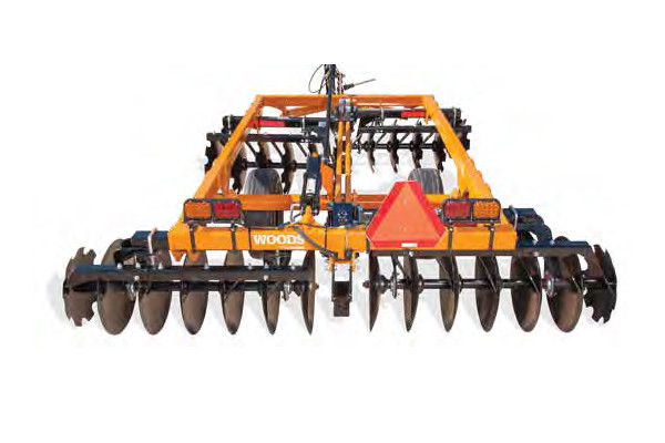 Woods | Disc Harrows | Model DHH108T