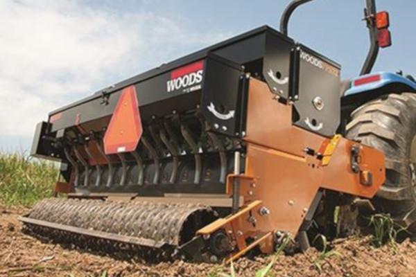 Woods | Landscape Equipment | Food Plot Seeders