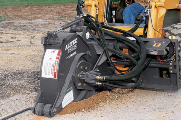 Woods | Skid Steer Attachments | Pavement Saws