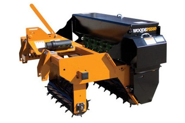 Woods | Landscape Equipment | Precision Super Seeders