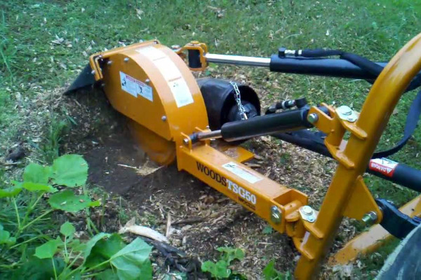 Woods | Landscape Equipment | Stump Grinders